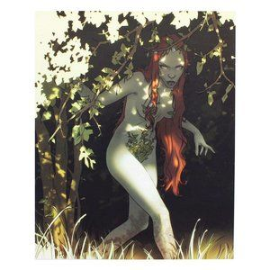 Poison Ivy 8x10 Exclusive Collector Print